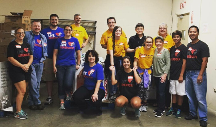 Day of Service: September 17