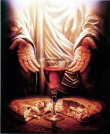 Eating & Drinking Jesus