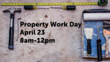 Fall Work Day: October 16